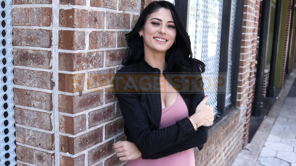 latina-business-woman-stock-video-footage